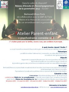 thumbnail of Atelier parent-enfant