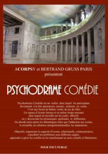 thumbnail of PSYCHODRAME COMEDIE