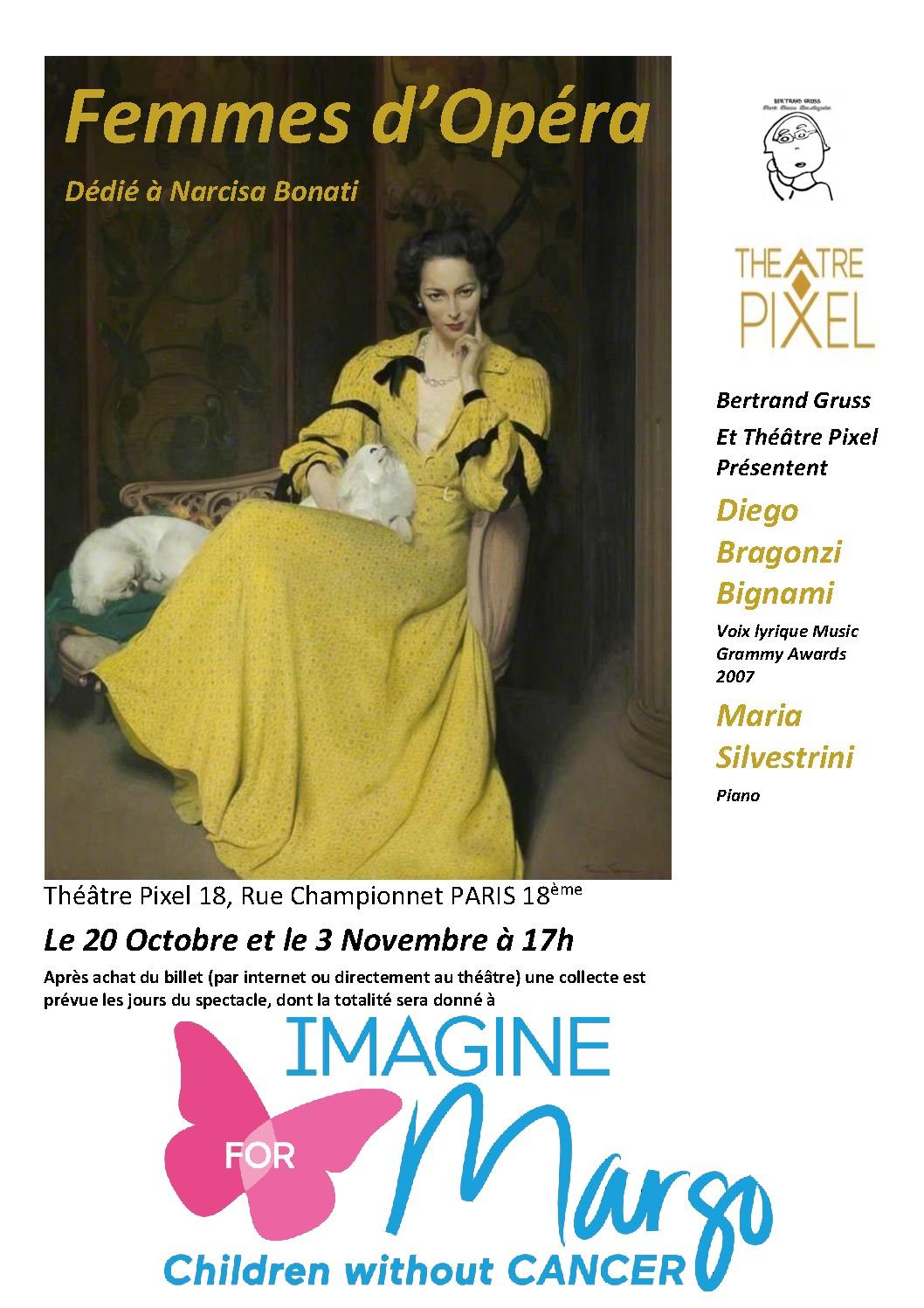 thumbnail of Femmes d'Op?ra et Imagine for Margo