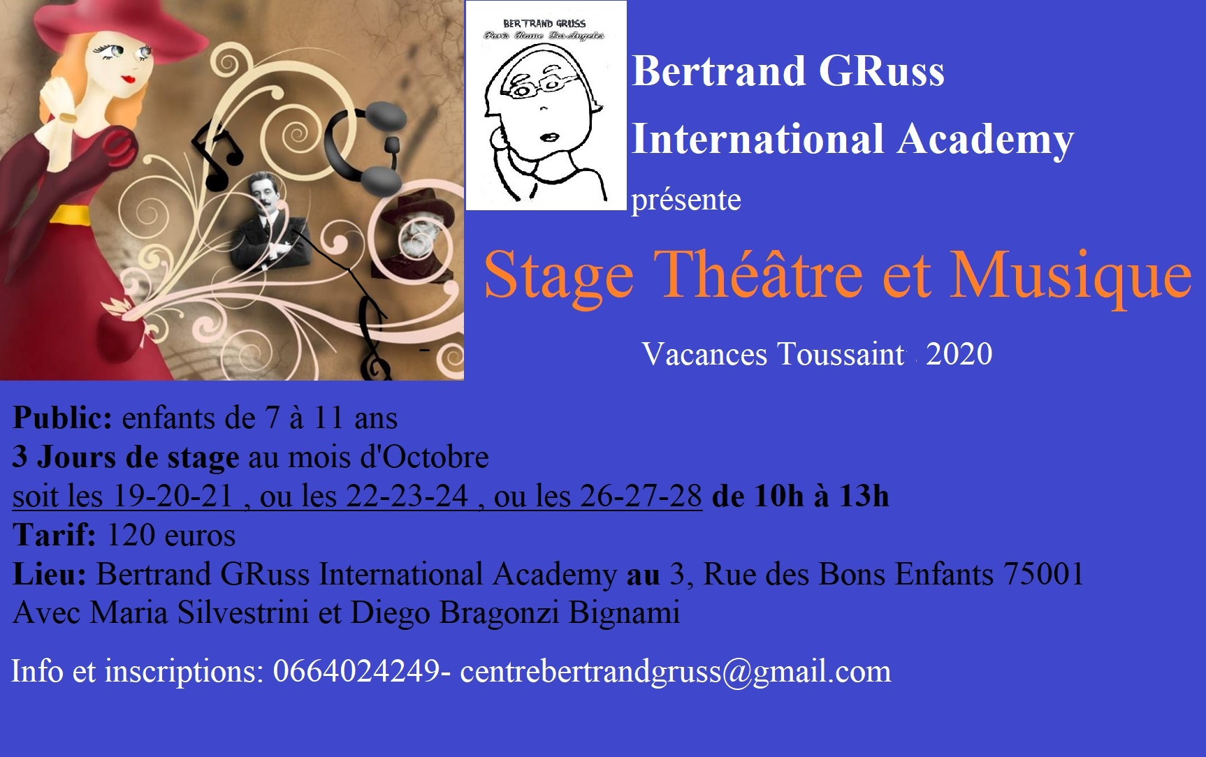 thumbnail of Vacances Stage